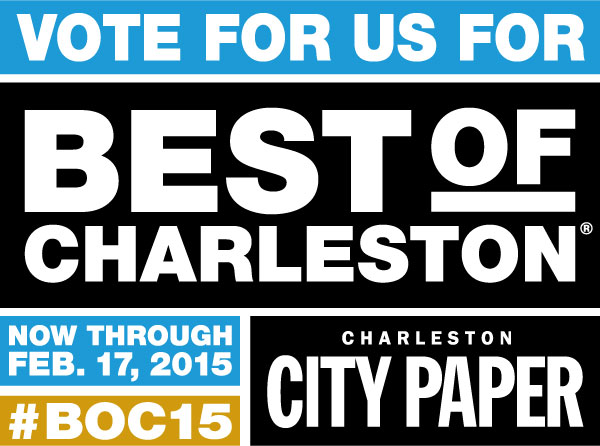 best of charleston