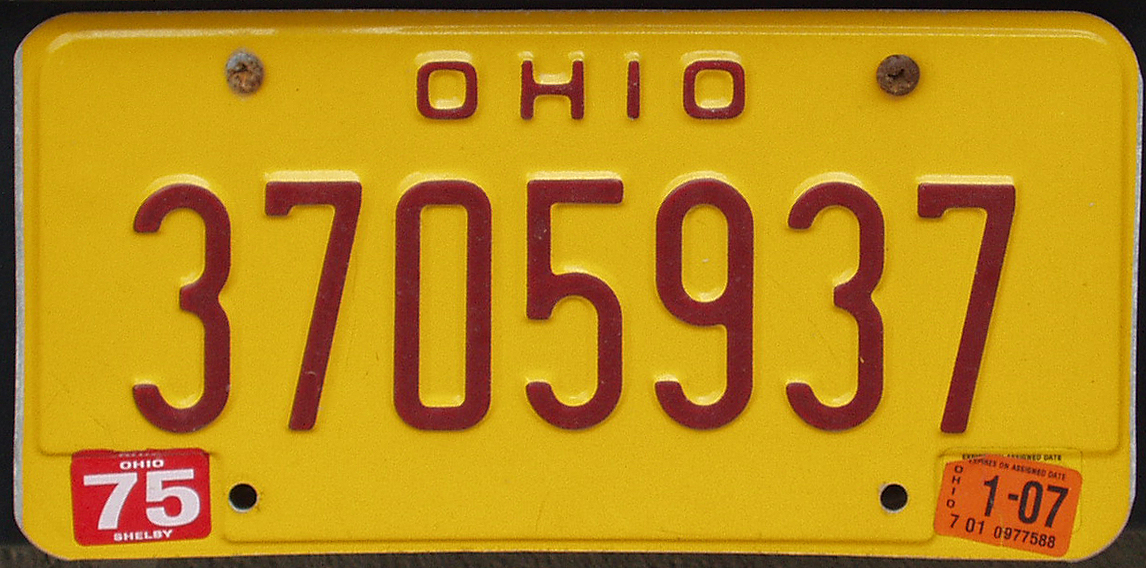 dui offender license plates in ohio | anderson & schuster llc
